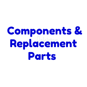 Components & Replacement Parts